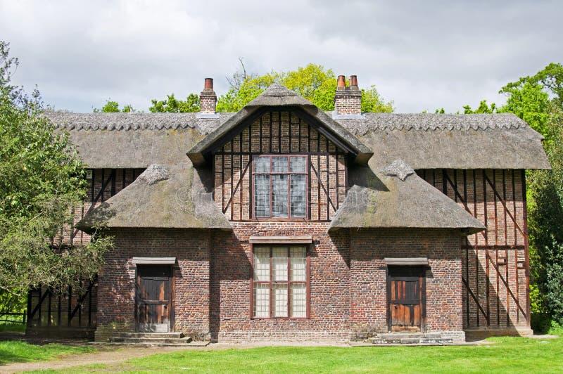 Casa de campo da rainha Charlotte imagens de stock