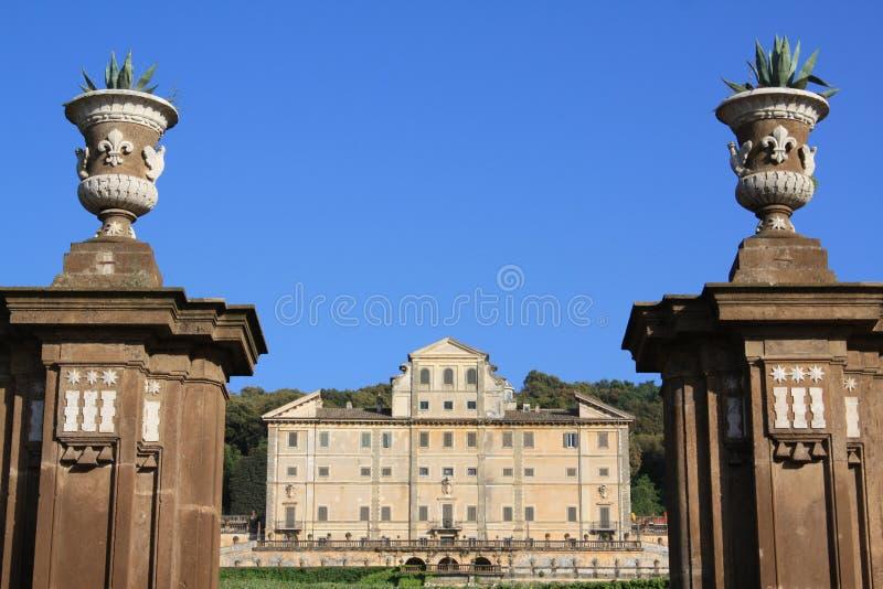 Casa de campo de Aldobrandini em Frascati imagem de stock royalty free
