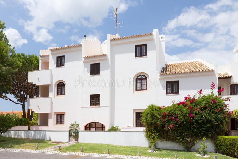 Casa de campo do Algarve fotos de stock royalty free