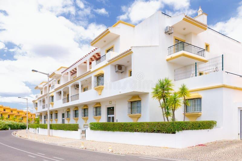Casa de campo do Algarve fotos de stock