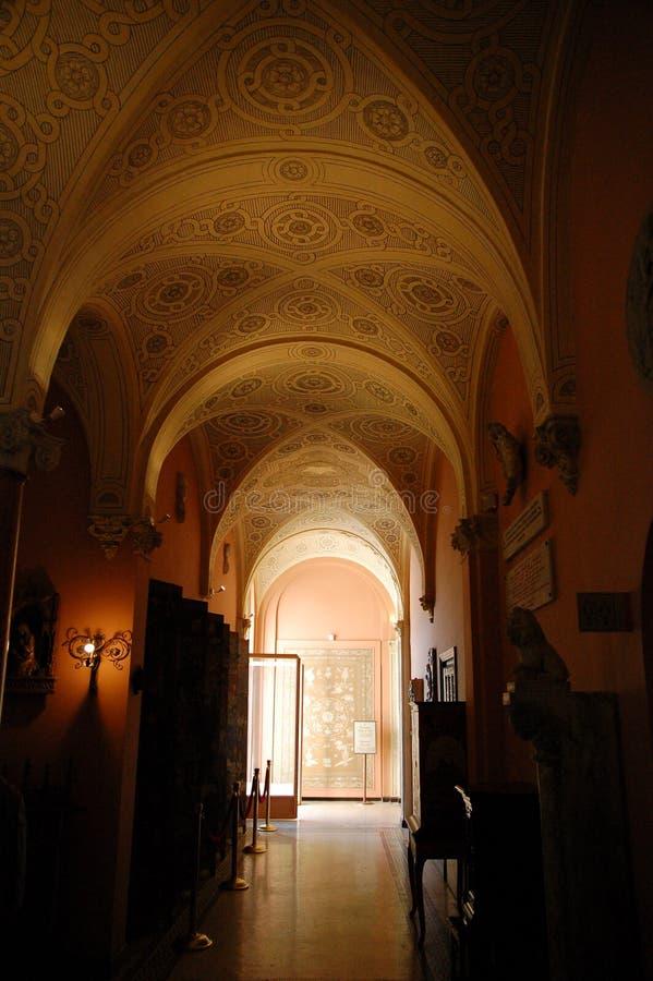 Casa de campo Ephrussi de Rotschild imagens de stock royalty free