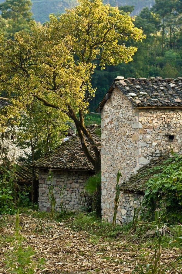 Casa de campo rural francesa fotos de stock royalty free