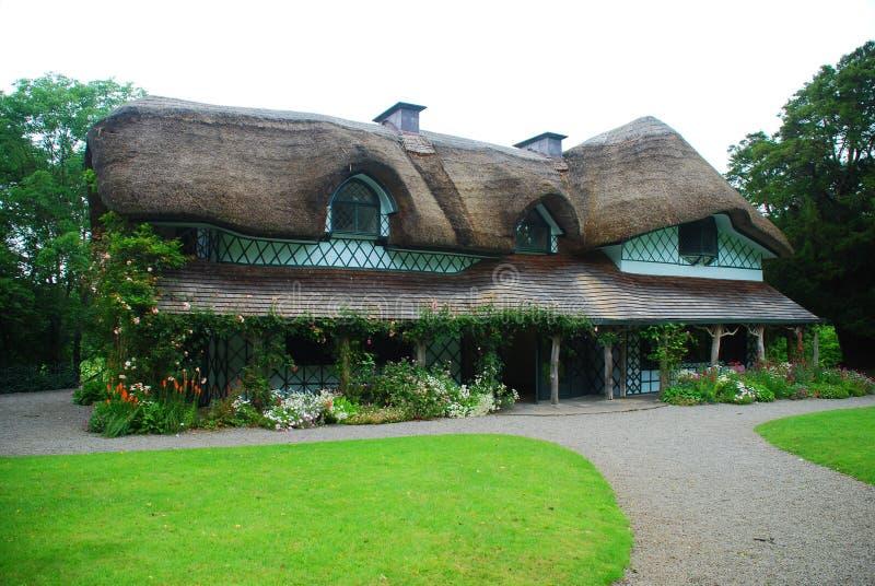 Casa de campo suíça Cahir Condado Tipperary ireland imagem de stock