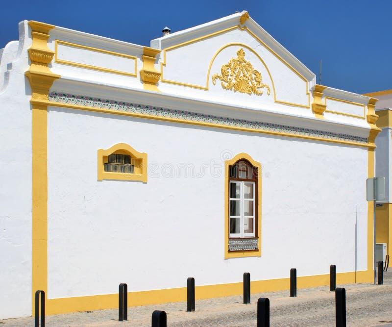 Casa de Castro Marim fotos de archivo libres de regalías