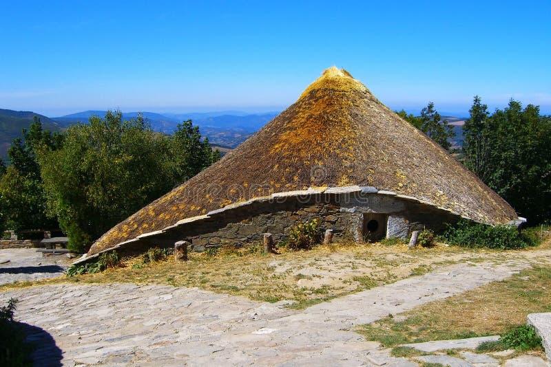 Casa de Celta fotos de archivo libres de regalías