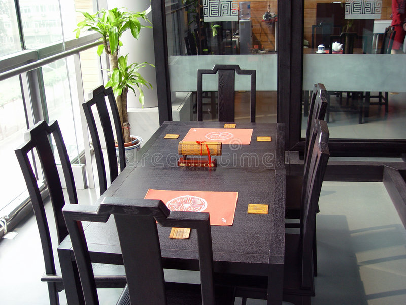 Casa de chá fotografia de stock royalty free