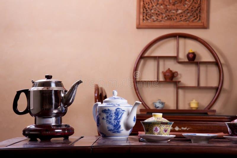 Download Casa de chá tradicional imagem de stock. Imagem de ceremony - 12810293