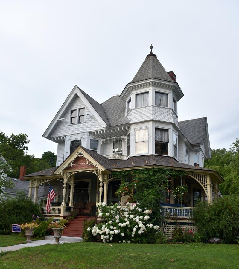 Casa de Eichert imagen de archivo