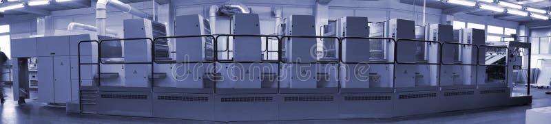 Casa de impressão fotos de stock