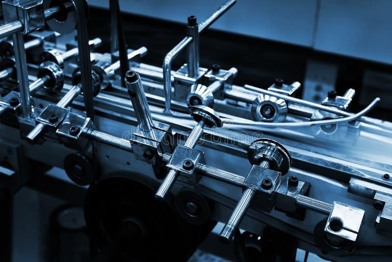 Download Casa de impressão moderna imagem de stock. Imagem de metálico - 12813891