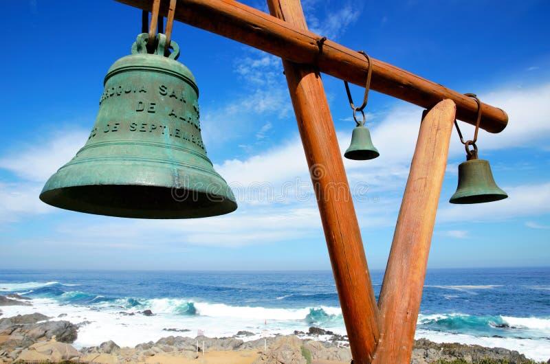 Casa de Isla Negra de Pablo Neruda imagens de stock royalty free