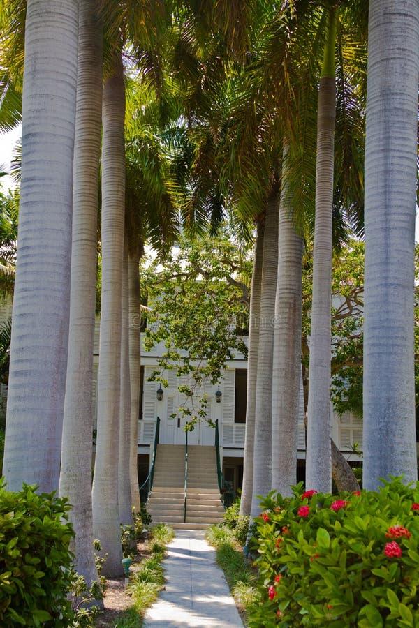Casa de Key West foto de stock