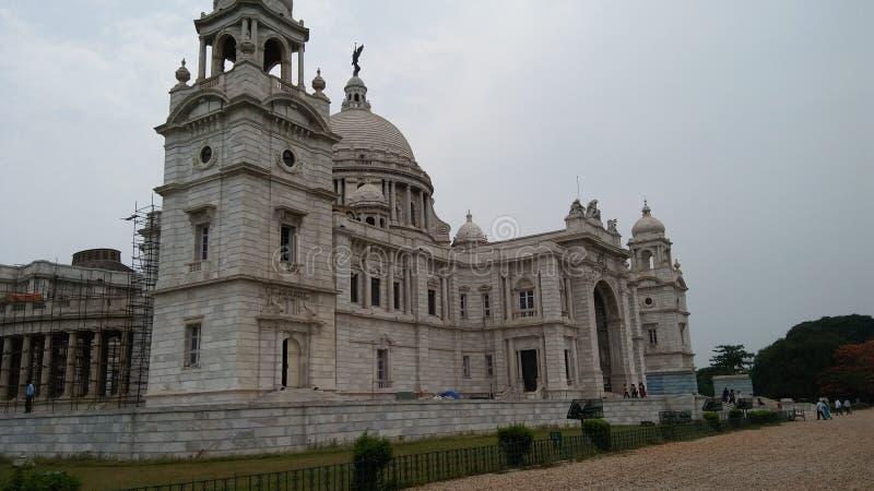 Casa de Kolkata Victoria fotografía de archivo libre de regalías