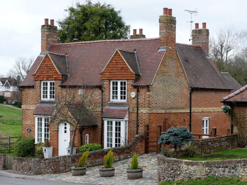 Casa de la granja de Childs, camino común, Chorleywood fotografía de archivo libre de regalías