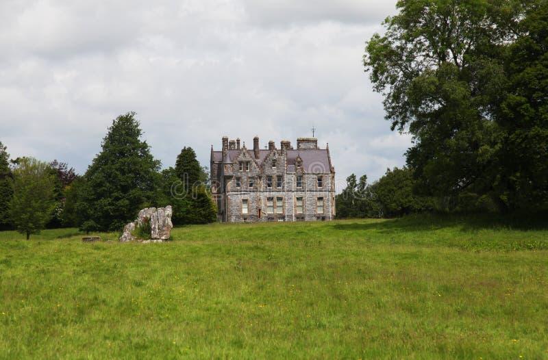 Casa de la lisonja en Irlanda foto de archivo libre de regalías