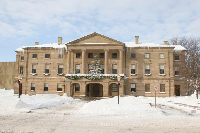 Casa de la provincia foto de archivo