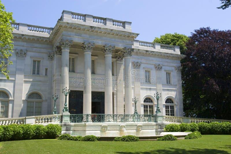 Casa de mármol imagen de archivo