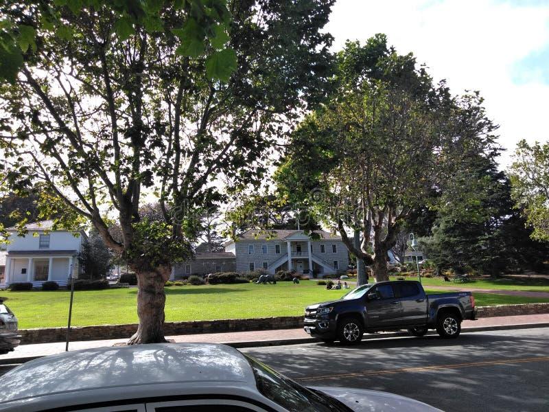 Casa de Monterey fotografía de archivo libre de regalías