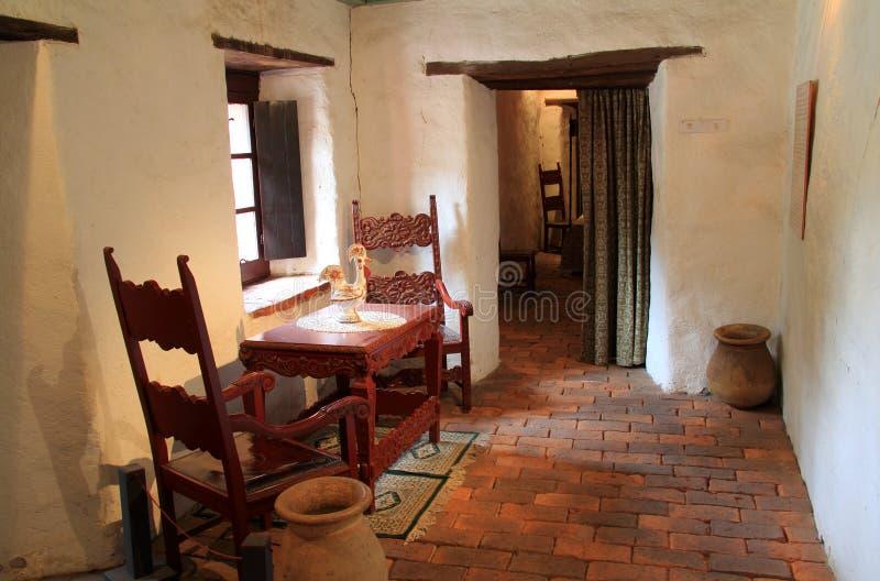 Casa de Nacarello Museum in Colonia del Sacramento royalty free stock image
