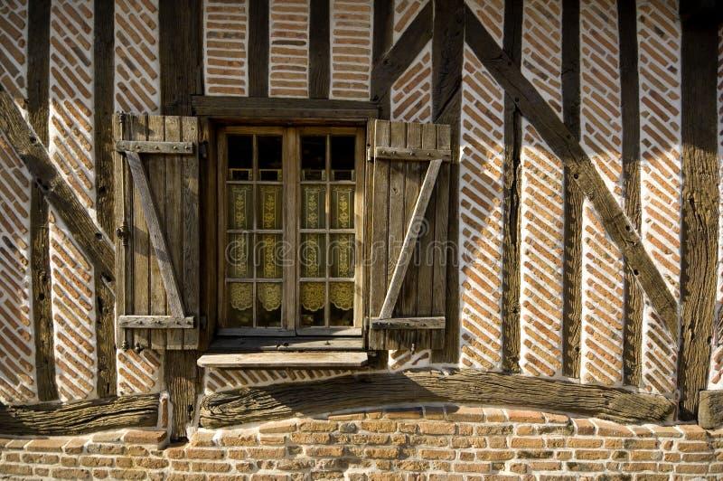 Casa de normandy foto de stock