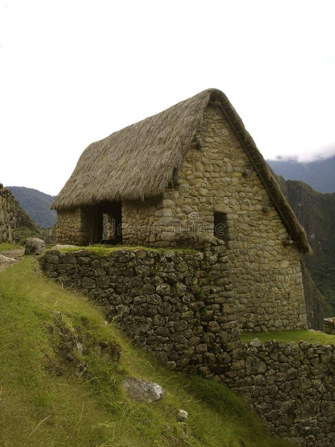 Casa de pedra (stone house) royalty free stock photos