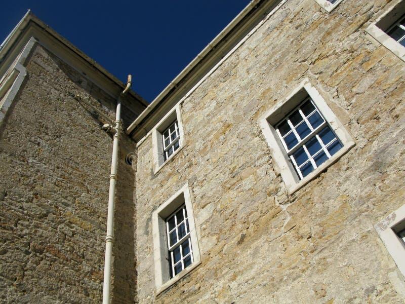 Casa de Pittencrieff, Dunfermline imagen de archivo libre de regalías