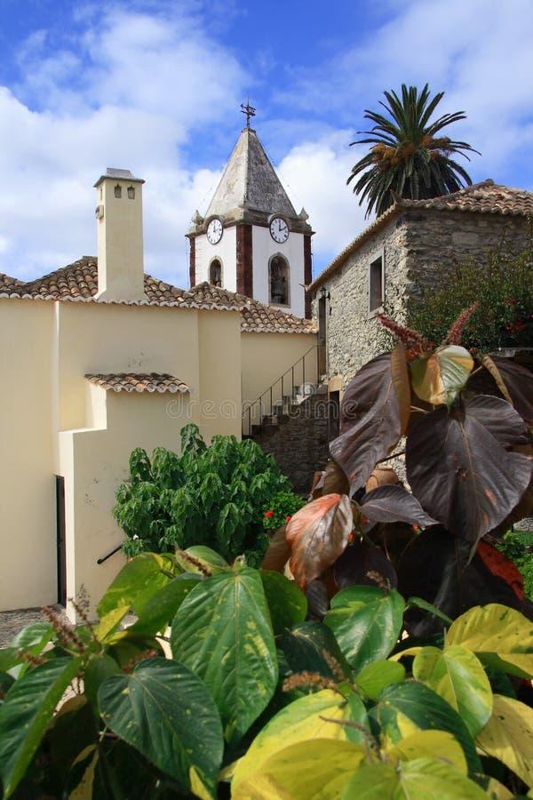 Casa de Portugal Oporto Santo - de Columbus imagen de archivo