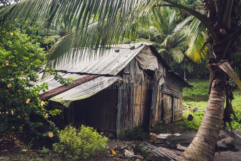 Casa de praia tropical em Tailândia foto de stock royalty free