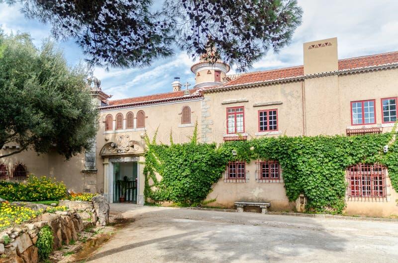 Casa de Santa Maria stock images
