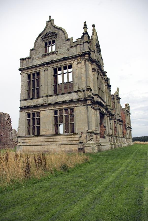 Casa de señorío de Moreton Corbet foto de archivo libre de regalías