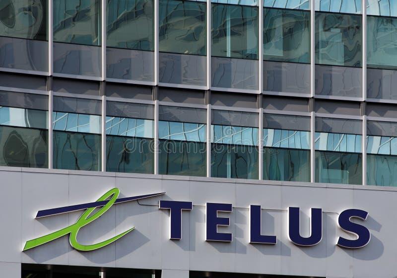 Casa de Telus imagens de stock royalty free