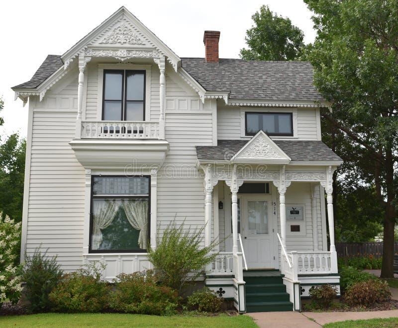 Casa del Anderson-Ager imagen de archivo