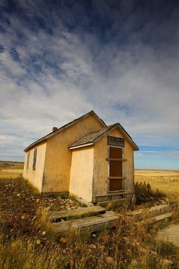 Casa del banco fotografia stock libera da diritti