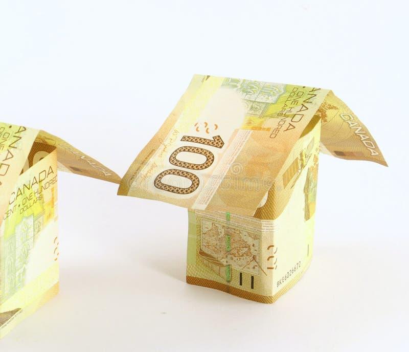 Casa del dinero foto de archivo libre de regalías