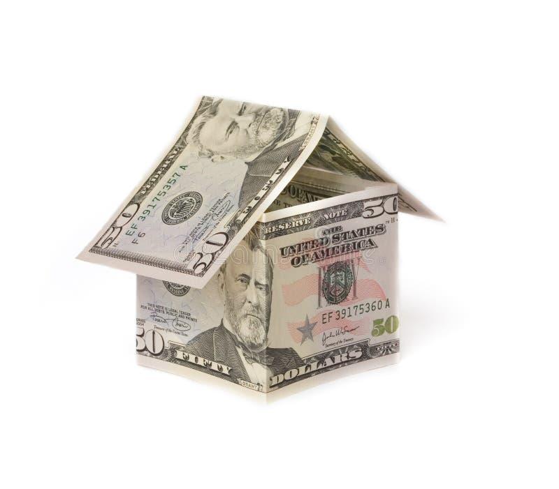Casa del dinero imagenes de archivo