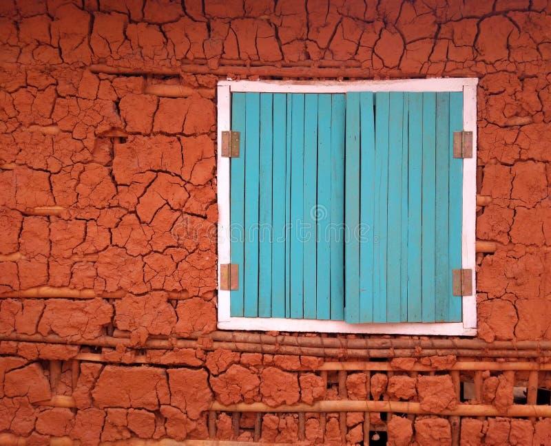 Casa del fango imagenes de archivo