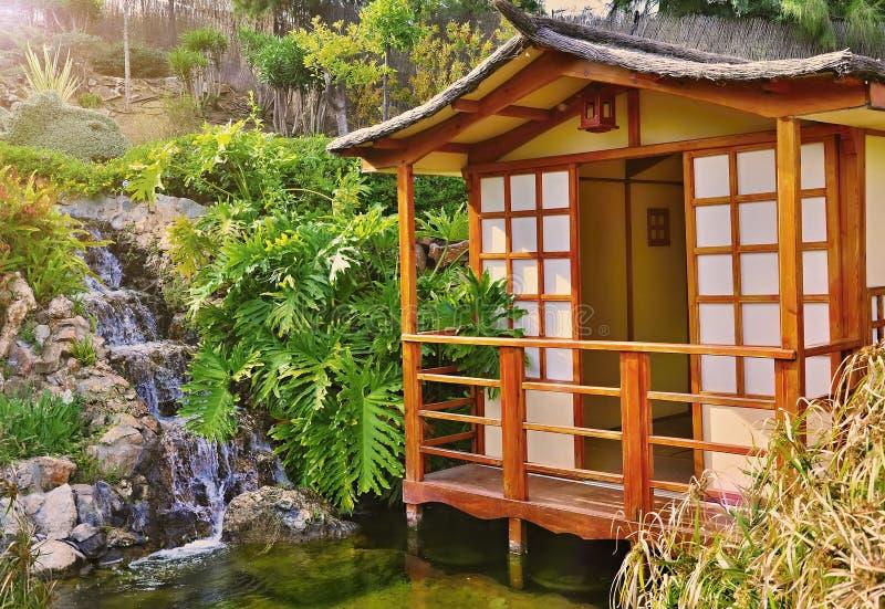 Casa del Giappone immagine stock