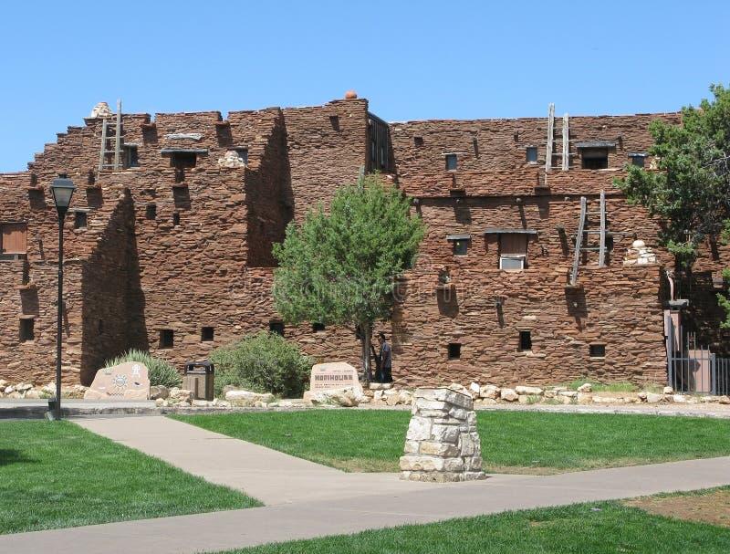 Casa del Hopi imágenes de archivo libres de regalías