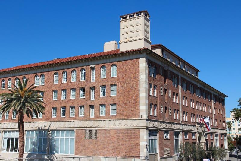 Casa Del Mar del hotel imagen de archivo