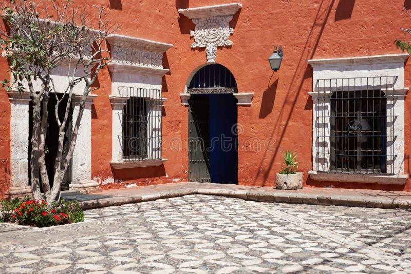 Casa Del Morał zdjęcie royalty free
