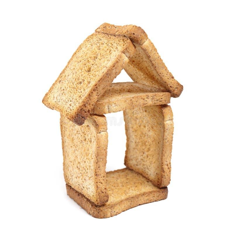 Casa del pan foto de archivo libre de regalías