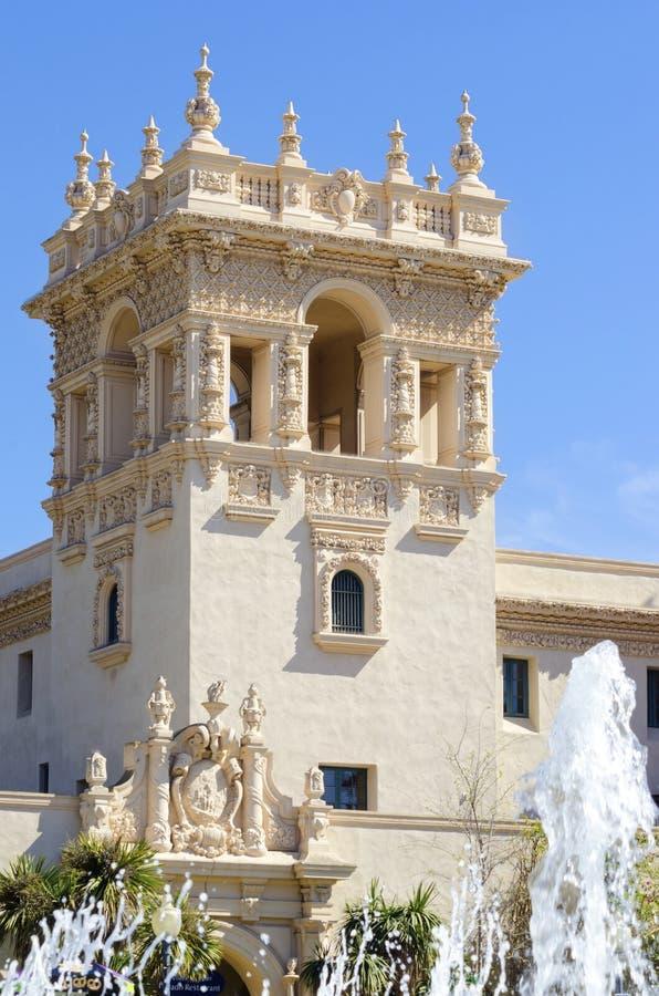 Casa del Prado imagens de stock