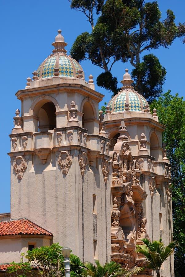 Casa Del Prado foto de archivo libre de regalías