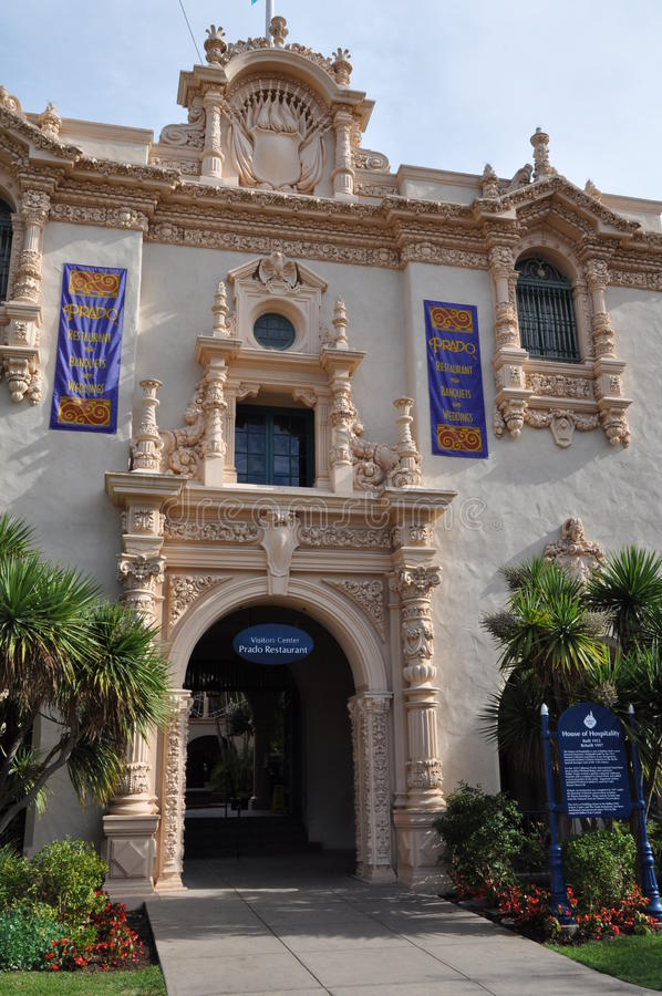 Download Casa Del Prado At Balboa Park In San Diego Editorial Photo - Image of balboa, california: 36374586