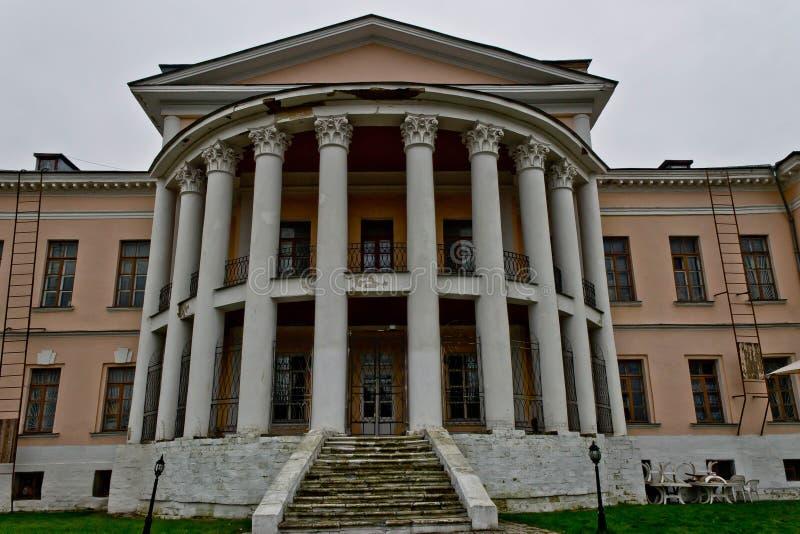 Casa del ` s de Golitsin imagen de archivo