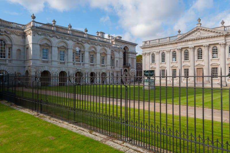 Casa del senado, Cambridge foto de archivo