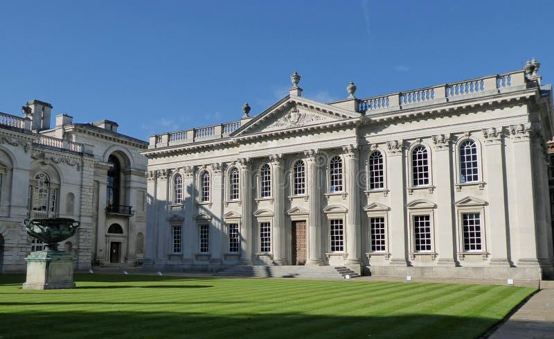 Casa del senado, Cambridge, Reino Unido fotos de archivo libres de regalías