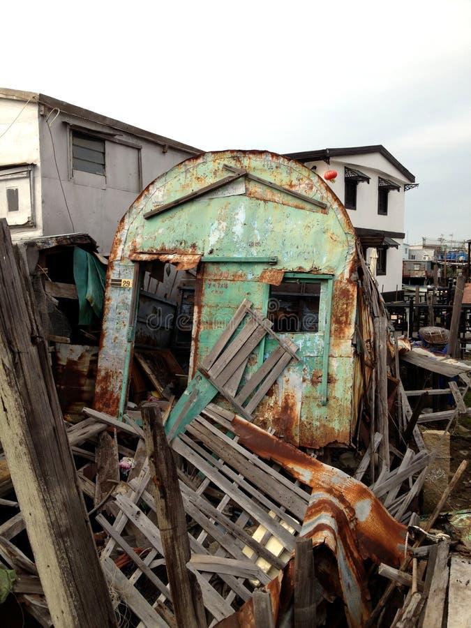 Casa del Tai O fotos de archivo