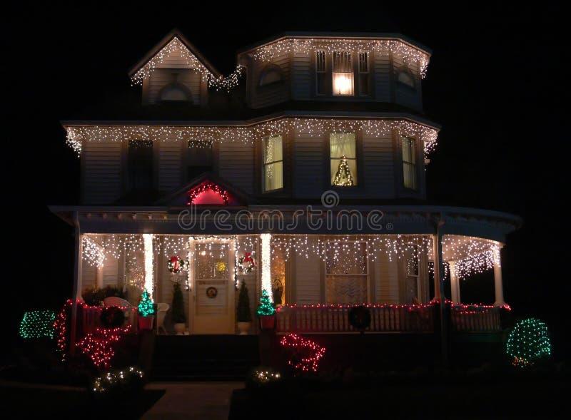 Casa del Victorian     immagine stock