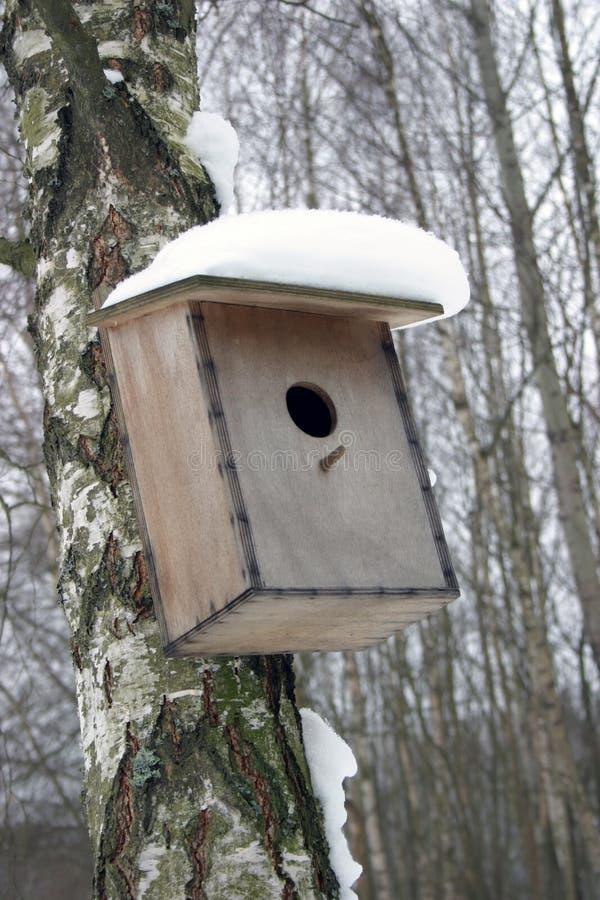 Casa Dell Uccello Fotografie Stock